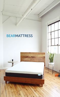 See why people love their Bear Mattress. Made of advanced memory foam and clinically-proven Celliant™ responsive textile technology, Bear Mattress provides a universally cool & comfortable sleep. Delivered directly to your door with free shipping and returns. Read the reviews and test Bear Mattress for 100 nights, risk-free. For a limited time get $50 OFF any mattress. Use Code: PIN50 (exp. 12/31/16)