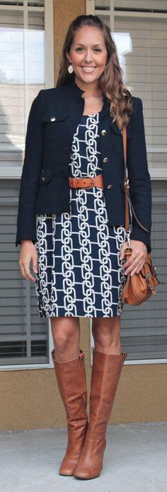 Spiegel Pamella Dress as seen on the blog @J's Everyday Fashion #SpiegelStyle | Shop now: https://www.spiegel.com/pamella-dress-45493.html