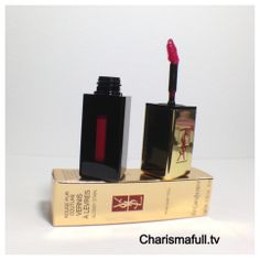 ysl rouge pur couture vernis a leveres cglossy stain in baby doll