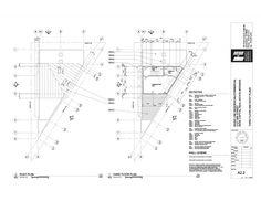 Triangle Residence floor plan