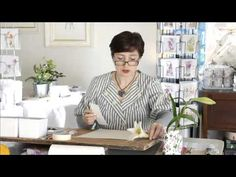 Billy Showell - shows HOW TO DRAW A LILY in this 3 part series #billyshowell