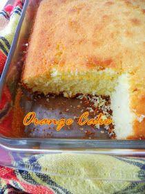 Fresh Orange Cake Recipe Cooking Is Easy Fresh Orange Cake Recipe, Orange Cake Recipe From Scratch, Orange Juice Cake, Cake Recipes From Scratch, Easy Cake Recipes, Sweet Recipes, Baking Recipes, Dessert Recipes, Orange Cakes