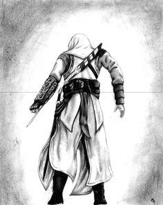 Altair by Invader-Shi.deviantart.com on @DeviantArt