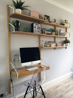Ikea Svalnas shelf system