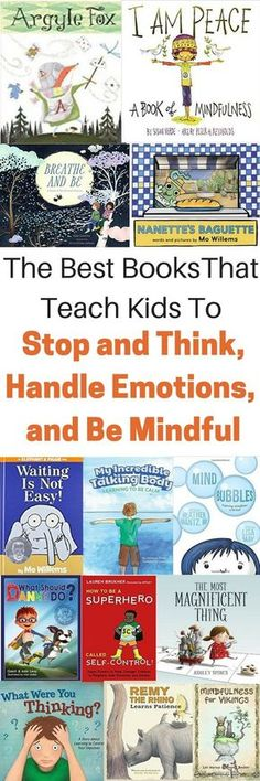 #readacrossamerica today with books that help #children learn about #emotions