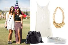 5 Killer Coachella Looks — And How To Cop Em, Head To Toe