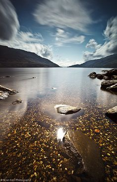 Loch Lomond, stunning scenery, so calm and serene, this would definitely make me smile, I hope it does you too!