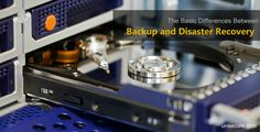 Do you consider backup and disaster recovery to be the similar concepts? Don't worry, you're not alone. These two terminologies hold different meaning and are not interchangeable, but share quiet few similarities. Disaster recovery is a vast concept, whereas backup is an element of the massive DR abstract, both services are offered by data center service providers. Many organizations often regard it in the same context and end up tangled in a huge coil of trouble in the event of disaster.