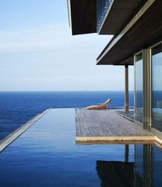Book your stay at Perfect Hideaways- The Cove in Knysna, South Africa. South African Homes, Zen Place, Knysna, Living On The Edge, Need A Vacation, Interior And Exterior, Airplane View, The Good Place, Architecture Design