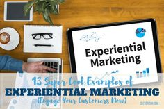 13 Super Cool Examples of Experiential Marketing (Engage Your Customers Now). You probably have at least one memory of a time when you felt a special connection with a brand or its product or service. You remember loving the brand so much that you'd literally stop on the street to watch its advert playing on a giant screen. #cleverism #experientialmarketing.