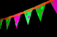 Glow in the Dark Party Banners on Etsy Glow Stick Wedding, Glow Stick Party, Glow Sticks, Neon Birthday, Sweet 16 Birthday, Birthday Parties, Birthday Ideas, Glow Stick Crafts, Neon Crafts