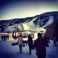 Guide to the best apres ski food and brews in Utah - Matador Network