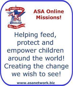 Helft den Kindern auf der Welt, die Hunger leiden müssen!!