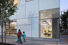 Galeria - Biblioteca Infantil Discovery Center / 1100 Architect - 21