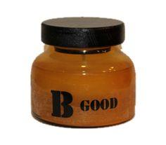 "Vela aromática en frasco cristal ""B good"""