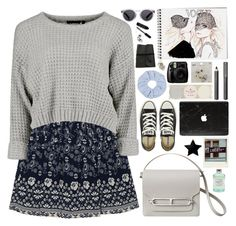 2363. Always stay humble & kind :) by chocolatepumma on Polyvore featuring Sea, New York, Converse, Topshop, Illesteva, Burberry, Bobbi Brown Cosmetics, Library of Flowers, Kate Spade, Universal Lighting and Decor and Fujifilm