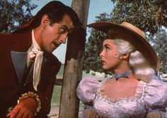 Stewart Granger and Janet Leigh in Scaramouche, one of my favorites