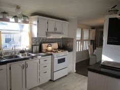 Marlette Homes Replacement Kitchen Cabinets
