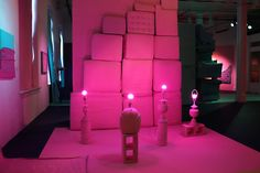 Brittany M. Watkins Installation Invites Visitors to Explore the Psyche