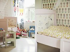 Kids room of my dreams. Wowza. Perfection.