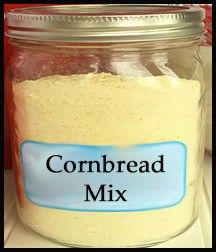 Including Instructions to Make Your Own Cornmeal from Dried Corn Jiffy Corn Bread Mix—before I moved to a preservative-free kitchen there was always a half-dozen boxes in my cupboard. I loved the s… Homemade Dry Mixes, Homemade Spices, Homemade Seasonings, Homemade Cornbread, Cornbread Mix, Real Food Recipes, Cooking Recipes, Corn Bread, Recipe Mix