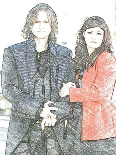 Rumple/gold and belle