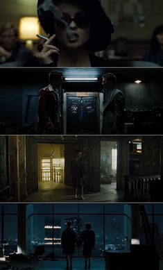 """david fincher's """"fight club"""" cinematography by jeff cronenweth 1999 Beau Film, Cinematic Photography, Film Photography, Film Composition, Cinematic Lighting, Cinema Colours, Image Film, Best Cinematography, Movie Shots"""
