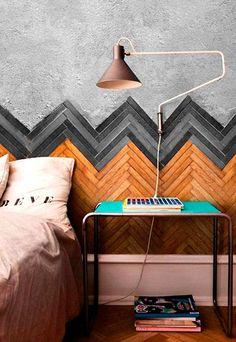 Dicas Vila do Artesão - Desenhando com as ripas de madeira