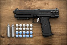 Salt Self Defense Gun | Image