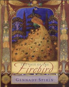 Tale of the Firebird, a Russian Fairytale