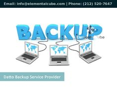 #ElementalCube is an innovative provider of #backup, #recovery, and #business continuity #solutions used by #thousands of managed service providers #worldwide.