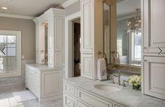 Gorgeous sink area