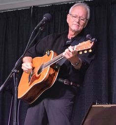 "Staff File Photo by Stephanie Turner  Jesse Colin Young, the Aiken musician of The Youngbloods fame pictured here singing at The Buckroo Ball, lives with chronic Lyme disease, or late stage Lyme disease, and wrote the song ""LymeLife"" to express his struggles with the condition."