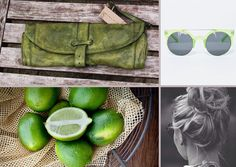 Casual Lime: is a typical summer colour but it' could be amazing also during the winter. Emy media Lime. #outfitideas #mialuis