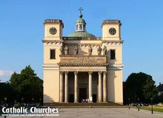 Cathedral of the Assumption Vác, Hungary Budapest, Iglesias, Notre Dame, Worship, Faith, Houses, History, Architecture, Building