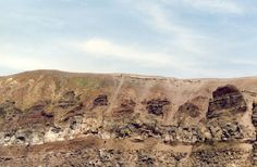 Kraterwand des Vesuv, Neapel - Foto: S. Hopp