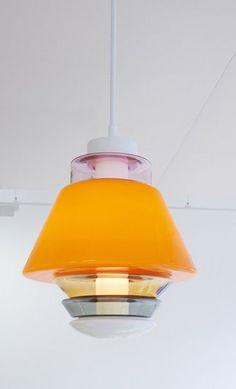 Buy Paola Petrobelli series at Bright on Presidio Cool Lighting, Modern Lighting, Lighting Design, Pendant Lighting, Vintage Lighting, Contemporary Light Fixtures, I Love Lamp, Family Room Decorating, Diy Molding