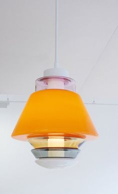 Lovely lamps from Paola Petrobelli