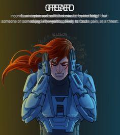 Project Freelancer: Agent Carolina, AI: Eta & Iota, Attribute: unknown