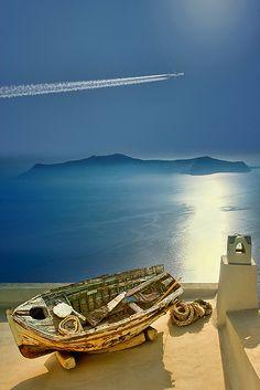 ~ 'Stunning Santorini' ~