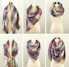Love this scarf and the multiple ways to wear it! Get it now as part of your #FabFitFun #EditorsBox. Save $10 by visiting http://xo.fff.me/e5x3c