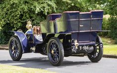 1904 Mercedes-Simplex 28-32 HP has done London-to-Brighton several times