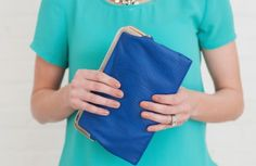 GroopDealz | The Posh Clutch - 12 Colors!