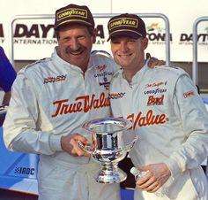 Junior and Senior : Moments that define Dale Earnhardt Jr.