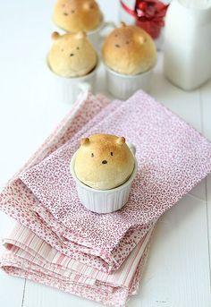 Teddy Bear Breads