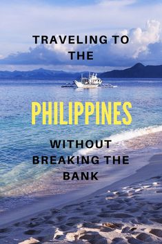 a184efca0 Philippines is relatively a cheap country to travel to but here are some  more tips to