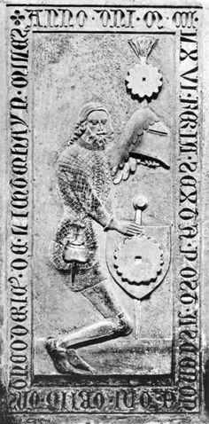 Name Theoderich von Lichtenhayn Dating 1366 Location  Predigerkirche, Erfurt, Thuringia, Germany