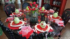 Beautiful Valentine's Day Table Settings, Elegant and Whimsical
