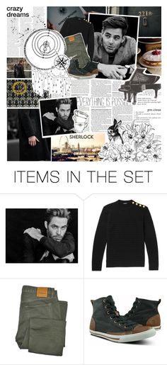 """Dammit Jim, I'm a doctor not a crazy stalker!"" by popularculture ❤ liked on Polyvore featuring art"