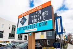 by Trumark Homes Signage 1 Sales Office, New Model, Signage, Homes, Houses, Billboard, Home, Signs, Computer Case